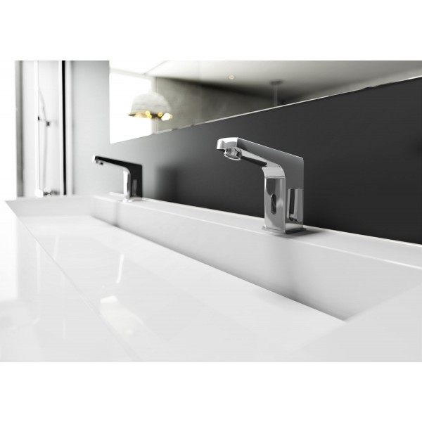 infrarot wasserhahn mit sensor automatik. Black Bedroom Furniture Sets. Home Design Ideas