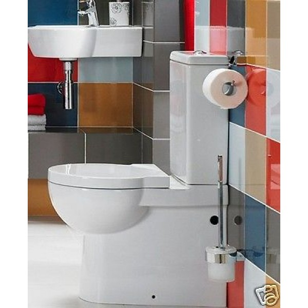 stand wc komplett set mit sp lkasten stand wc wcs. Black Bedroom Furniture Sets. Home Design Ideas
